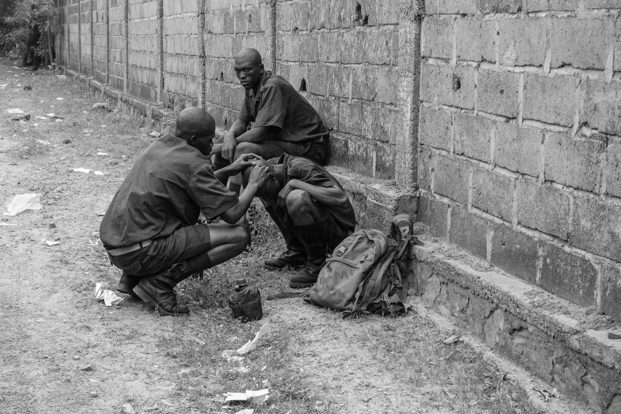 Jeunes recrues Mali