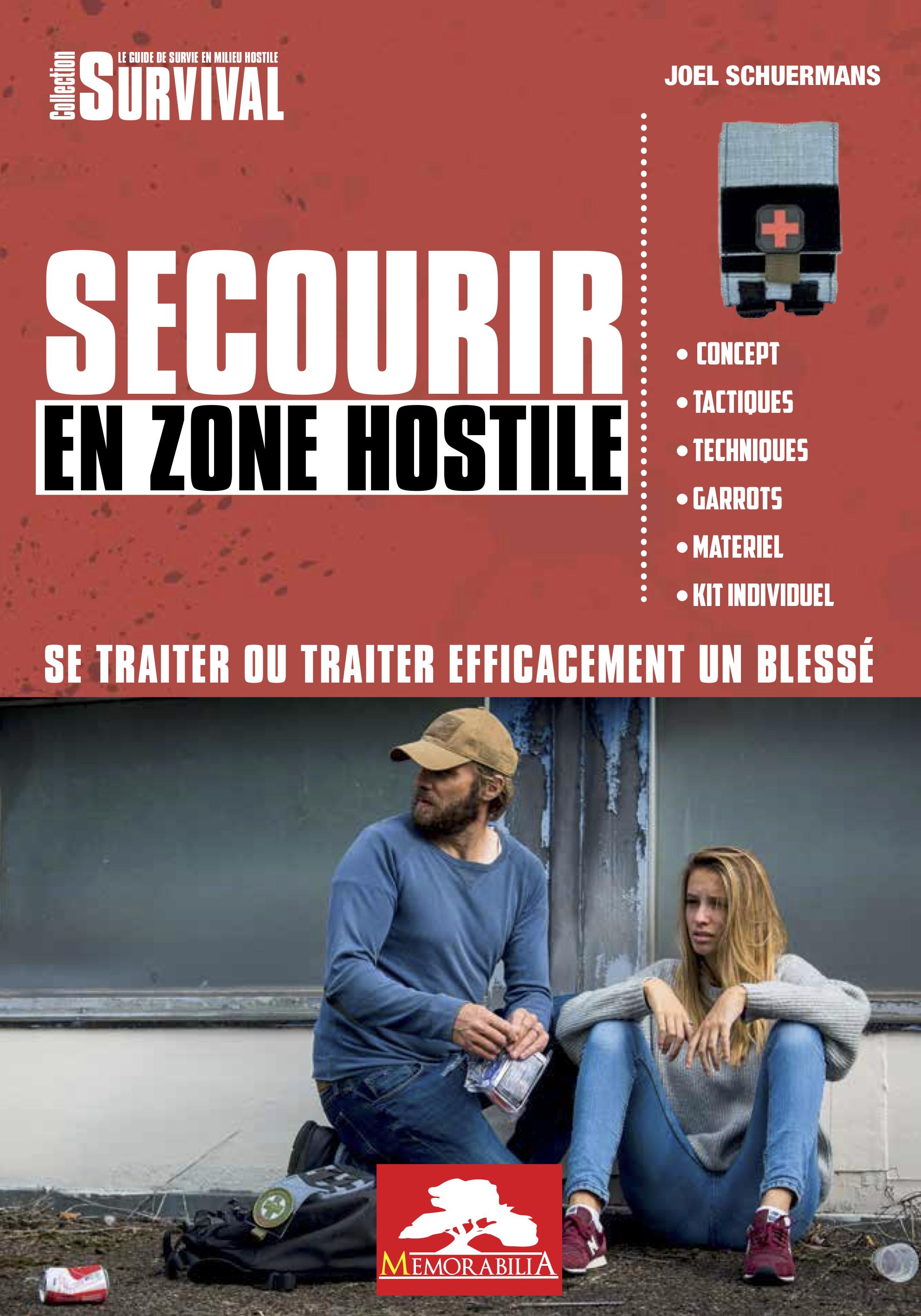 Cop_001- Secourir - Livre#3